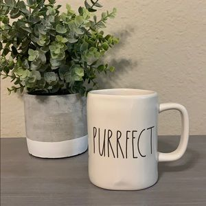 Rae Dunn Purrfect Coffee Mug
